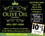 North Conway Olive Oil