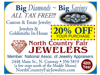 2016 North Country Fair Jewelers