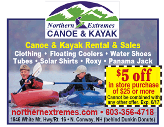 2016 Northern Extremes Canoe Kayak