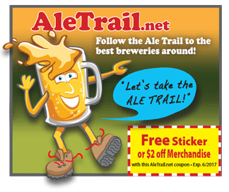 2016 Ale Trail Ad Map Ads